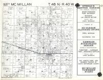 McMillan T48N-R40W, Ontonagon County 1959